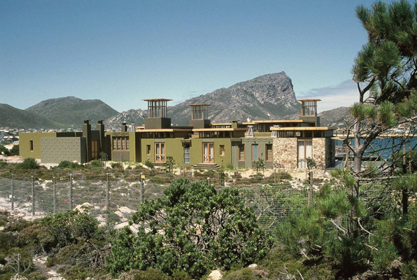 pringle bay house